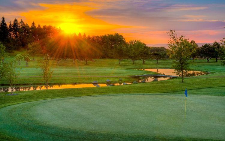 Arbor pointe golf club cover picture