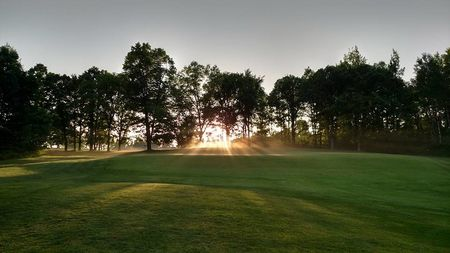 Castle highlands golf course cover picture