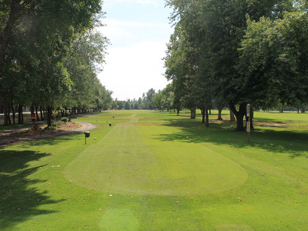 Meadow Links Golf Course Cover