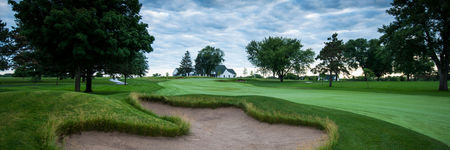 Keller Golf Course Cover Picture