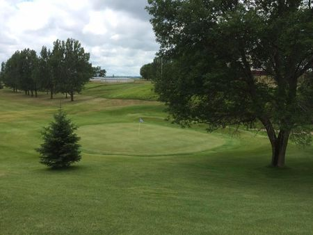 Canby Golf Club Cover