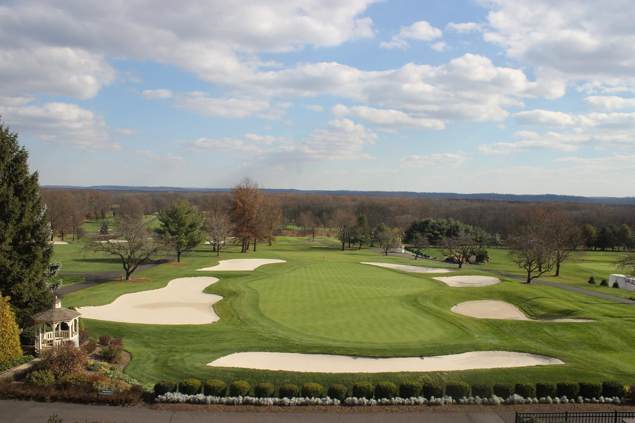 Basking ridge country club cover picture