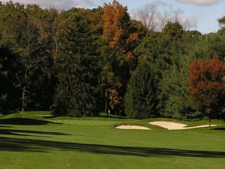 Burlington Country Club Cover Picture