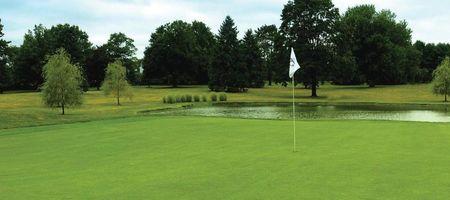 Cranbury Golf Club Cover Picture