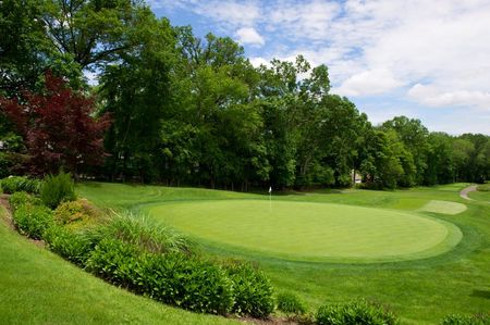 Overview of golf course named Edgewood Country Club