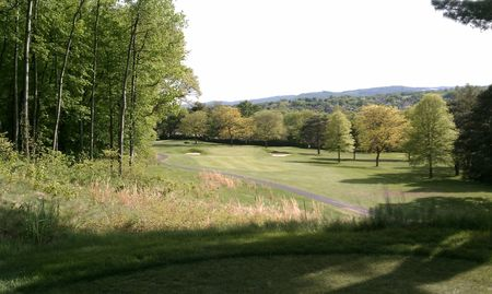 Harkers hollow golf club cover picture