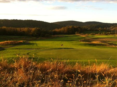 High bridge hills golf club cover picture