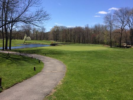 High Mountain Golf Course Cover Picture