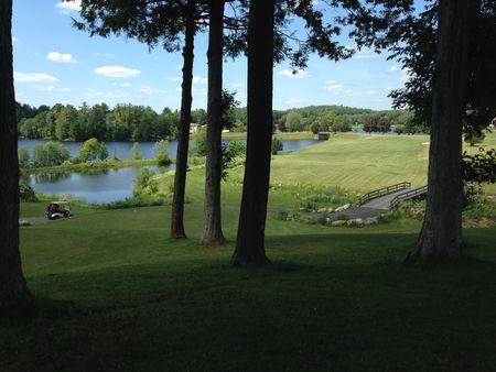 Overview of golf course named High Point Golf Club