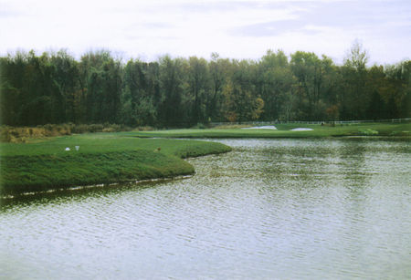 Overview of golf course named Hole In One Golf Center