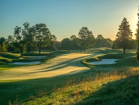 Knob hill golf club cover picture