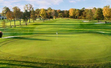 Meadows Golf Club Cover