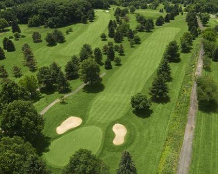 Oak Hill Golf Club Cover