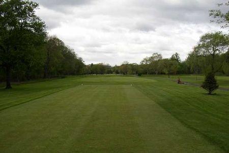 Packanack Golf Club Cover