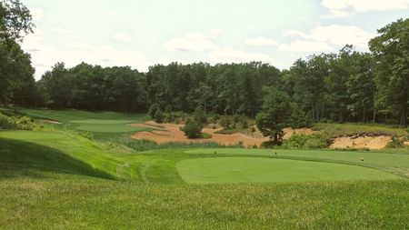 Pine Barrens Golf Club Cover Picture