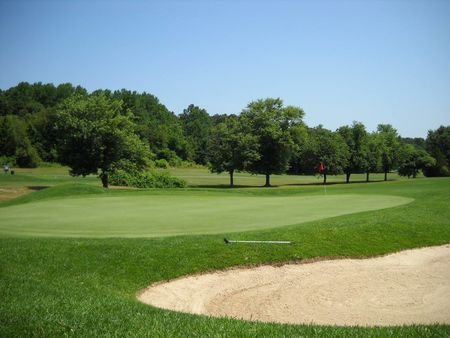 Pitman Golf Course Cover
