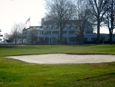 Overview of golf course named Rumson Country Club