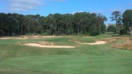 Sea Oaks Golf Club Cover Picture