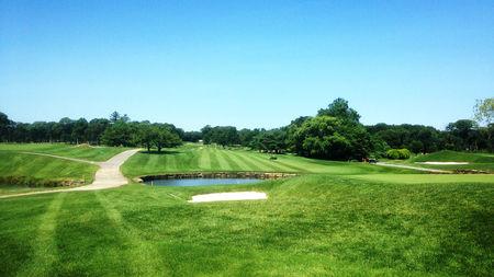 Spring Lake Golf Club Cover