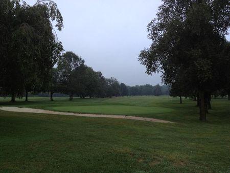 Spring Meadow Golf Course Cover