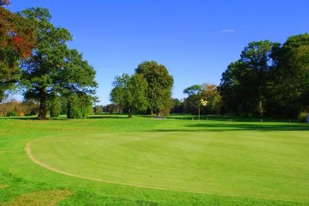 Springfield Golf Center Cover