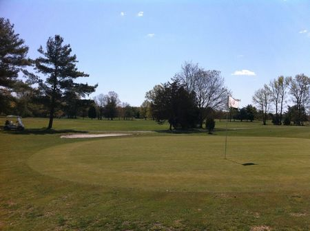 Overview of golf course named Wild Oaks Golf Club