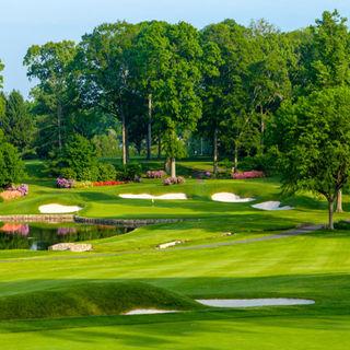 Baltusrol golf club cover picture