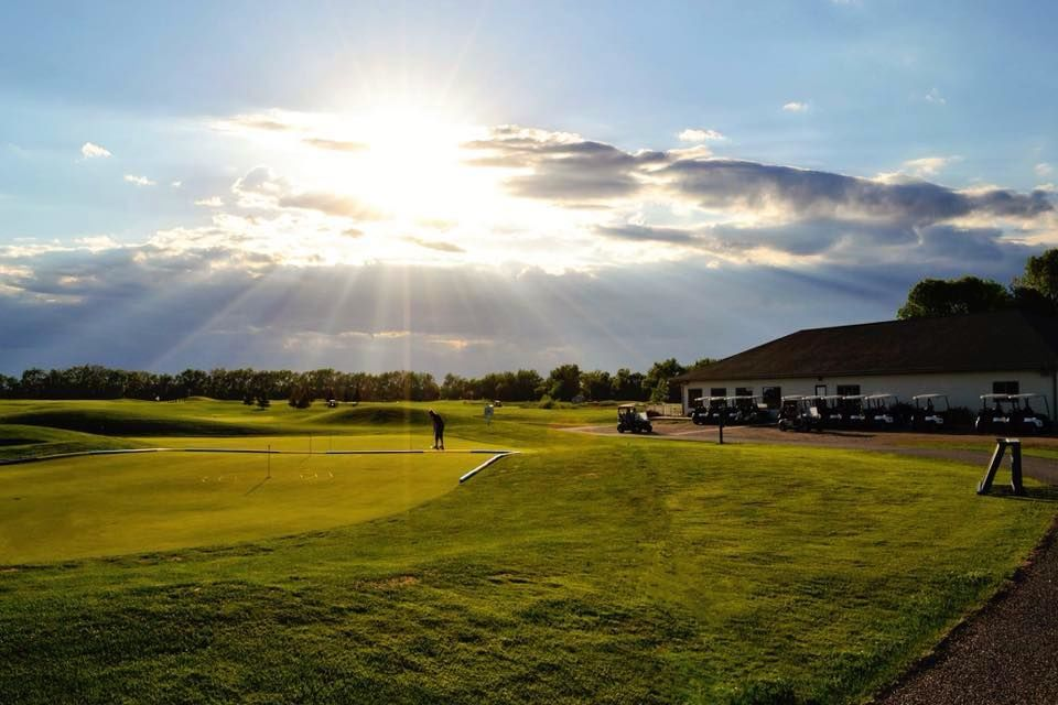 Crossroads golf and recreation parkway cover picture