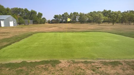 Columbus Golf Course Cover Picture