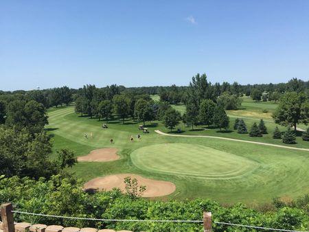 Brandon municipal golf course cover picture