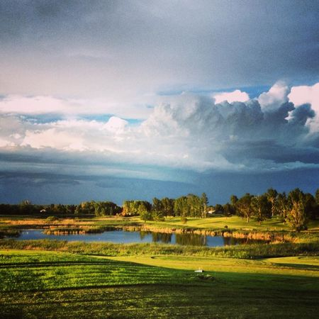 Lake Region Golf Course Cover Picture