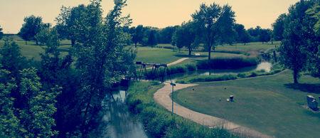 Scotland Dawson Creek Golf Course Cover Picture