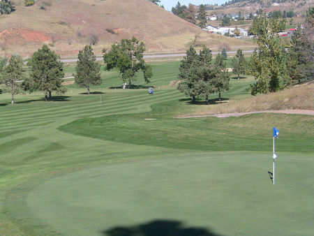 Spearfish Canyon Country Club Cover Picture