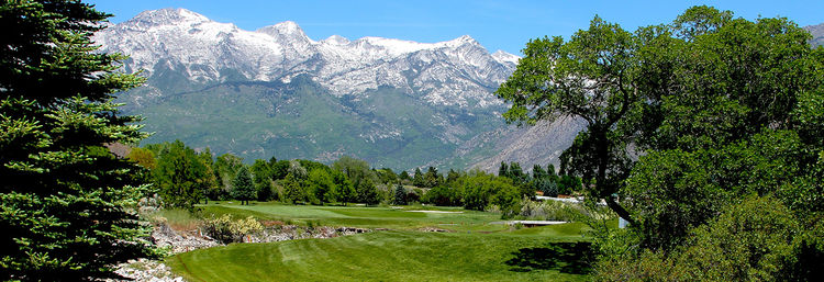 Alpine country club cover picture