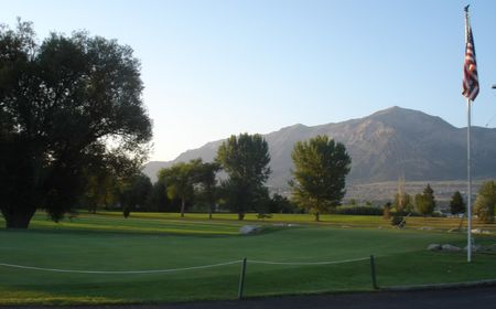 Overview of golf course named Ben Lomond Golf Course