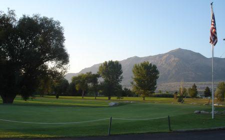 Ben lomond golf course cover picture