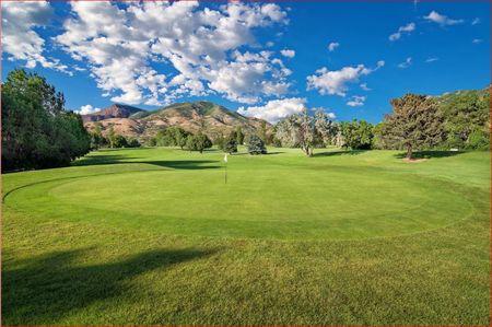Bonneville Golf Course Cover