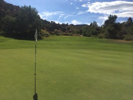 Cedar Ridge Golf Course Cover Picture