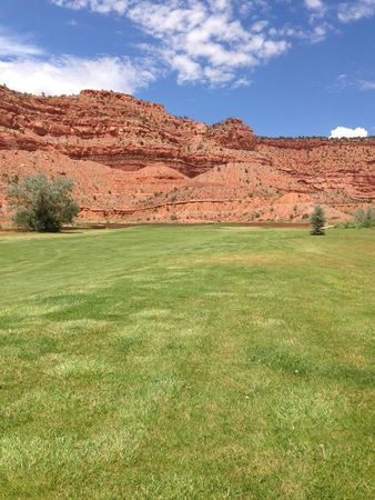 Coral Cliffs Golf Course Cover Picture