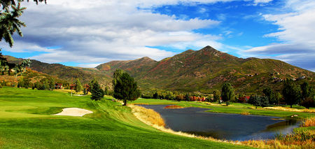 Crater Springs Golf Course Cover Picture