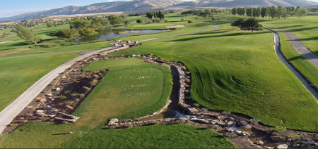 Eagle mountain golf course cover picture