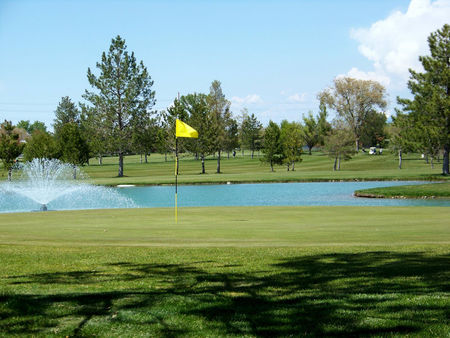 Fore Lakes Golf Course Cover Picture