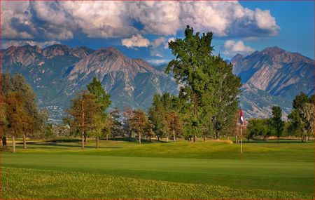 Glendale Golf Course Cover Picture
