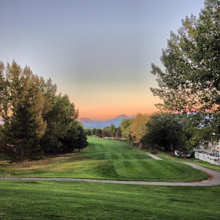 Glenmoor golf course cover picture