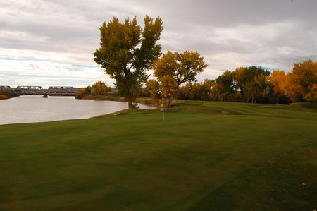Green River Golf Course Cover Picture