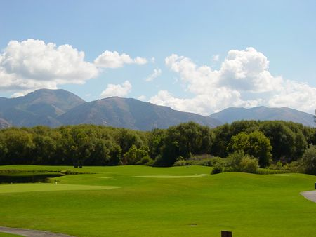 Logan river golf course cover picture