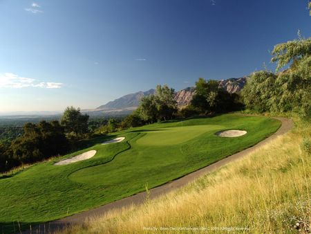 Overview of golf course named Mount Ogden Golf Course