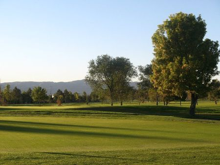 Overview of golf course named Mountain View Golf Course