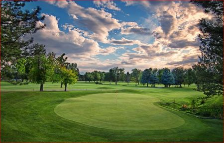 Nibley Park Golf Course Cover Picture