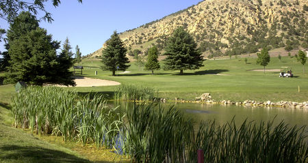 Palisade State Park Golf Course Cover Picture
